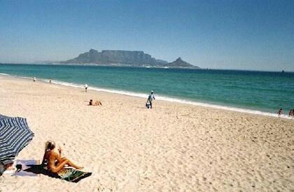Blouberg... long white beaches www.superiorsalesandrentals.co.za