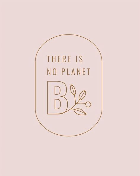 There is no planet B. #sustainability #conscious #quote #eco Save our earth!