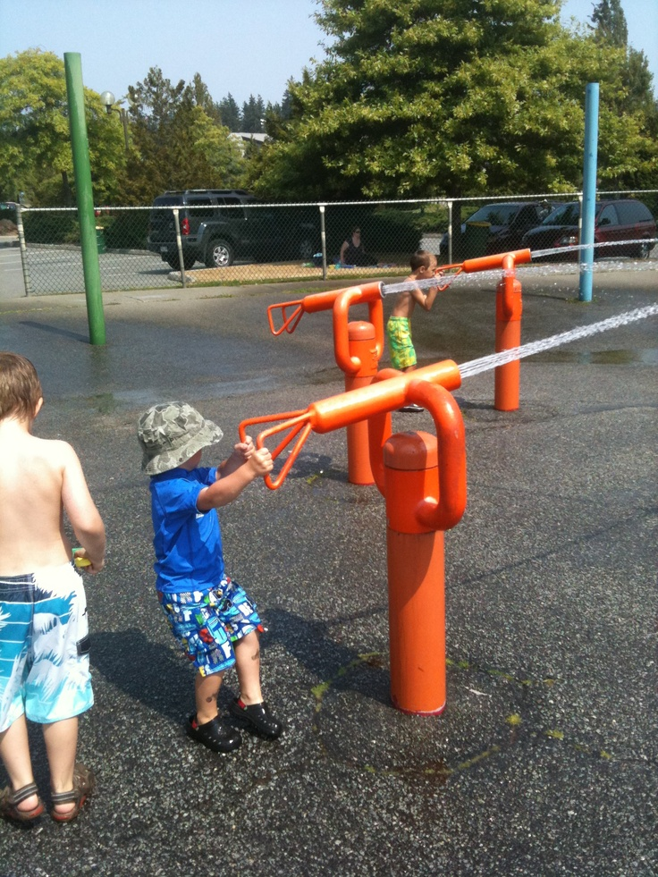 Congratulations to Patty Martin, our first #pinittowinit prize winner. Your photo is featured in our homepage www.surrey.ca - South Surrey Water Park   #SummerInSurrey  #SurreyBC