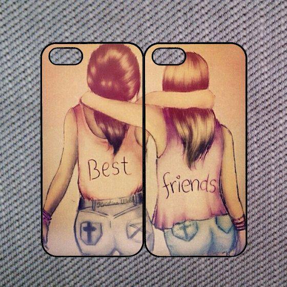 iPhone 5C case,Best Friends,iPhone 5S case,iPhone 5 case,iPhone 4 case,iPhone 4S case,iPod 4 case,iPod 5 case,BlackberryZ10,Q10,Nexus 5 case by Flyingcover, $28.98