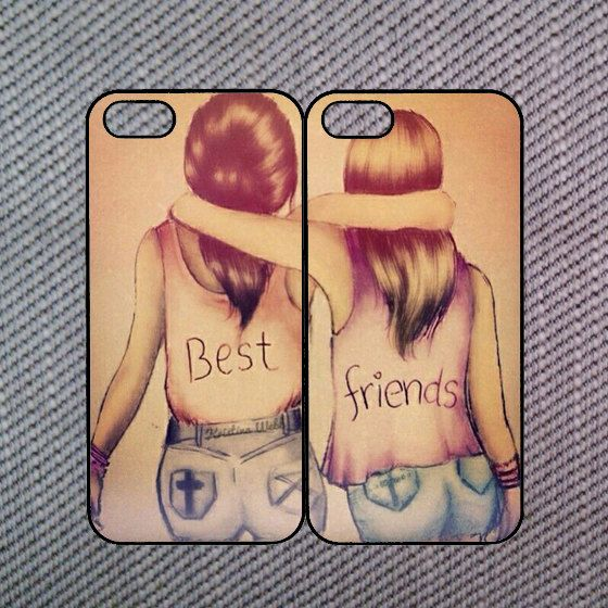iPhone 5C case,Best Friends,iPhone 5S case,iPhone 5 case,iPhone 4 case,iPhone 4S case,iPod 4 case,iPod 5 case,BlackberryZ10,Q10,Nexus 5 case by Flyingcover, $28.98