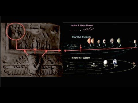 cool Space Videos - NASA - Evidence of Alien Life, Anunnaki from TRAPPIST-1, Comparing Sumerian Tablets & Science #Amazing #Space #Videos Check more at http://rockstarseo.ca/space-videos-nasa-evidence-of-alien-life-anunnaki-from-trappist-1-comparing-sumerian-tablets-science-amazing-space-videos/