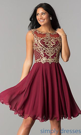 47c279962 Shop Simply Dresses for homecoming party dresses, 2018 prom dresses,  evening gowns, cocktail dresses, formal dresses, casual and career dresses