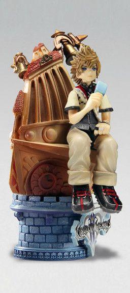 Kingdom Hearts II - Roxas - Formation Arts - Kingdom Hearts II - Formation Arts (Square Enix The Walt Disney Company)