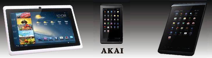 Reparam orice tablete marca Akai in Bucuresti la sediul Goldnet.   http://tablete-service.ro/service-tablete-akai/