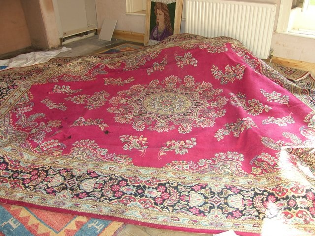 £50 4mx3m Collection only Tyne and Wear Preloved | persian rug for sale in Chester-le-street, Tyne And Wear