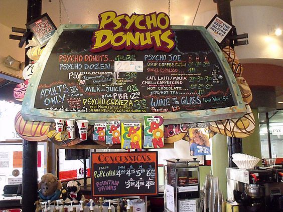 Psycho Donuts – San Jose, California   Mama Likes To Cook