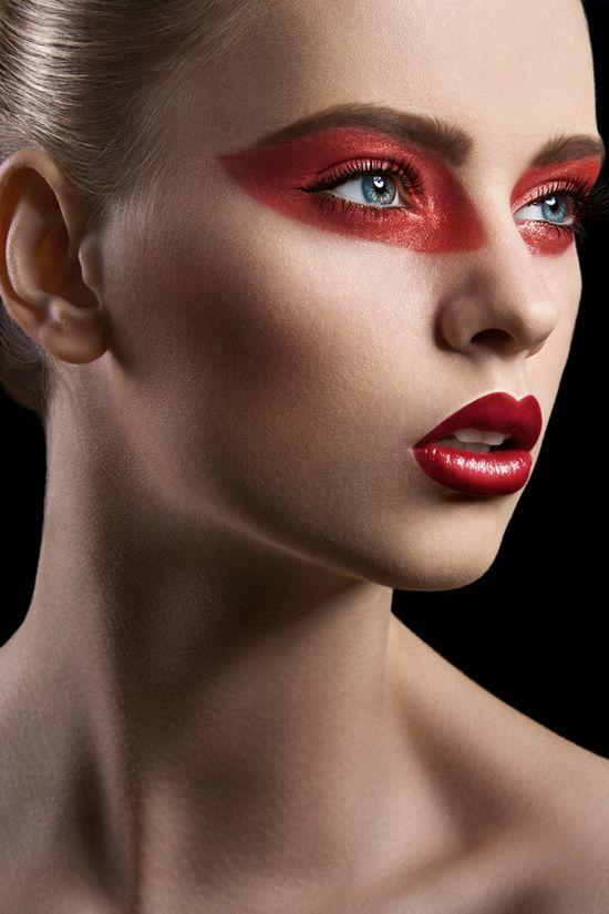Crazy Eye Make Up: 75 Best Makeup Images On Pinterest