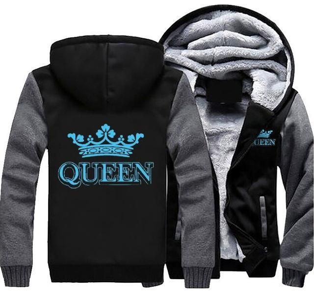 Hooded Jacket Womens Jersey Full Tail Sweatshirt Anime Hooded Jacket Zip Hoodie,Suitable for Autumn and Winter,A,XL