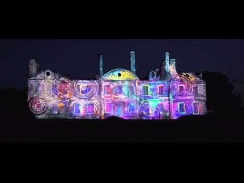 Les Nuits magiques de Bon Repos subliment l'Abbaye ! - http://www.unidivers.fr/abbaye-bon-repos-nuits-magiques/ - Histoire, Saint-Brieuc