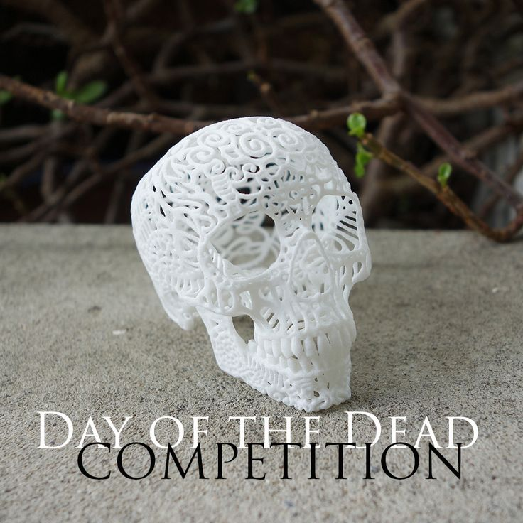 We are giving away a Crania Anatomica Filigre: Mini in honour of the Day of the Dead. Like, comment on or repin and you will be in the draw. The more actions, the more chances to win so feel free to find us on Facebook and Instagram and like, share/regarm or comment on the image there too. Prize drawn October 31st.