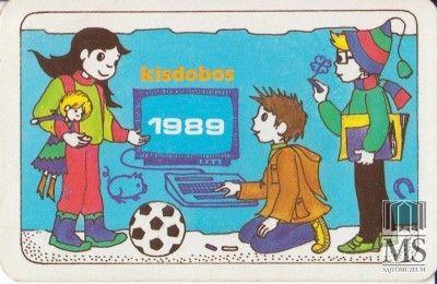 Kisdobos - 1989