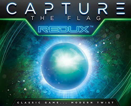 Capture the Flag REDUX  a Nighttime Outdoor Game for Youth Groups Birthdays and Team Building  Get Ready for a Glow in the Dark Adventure *** Check out this great product.Note:It is affiliate link to Amazon.