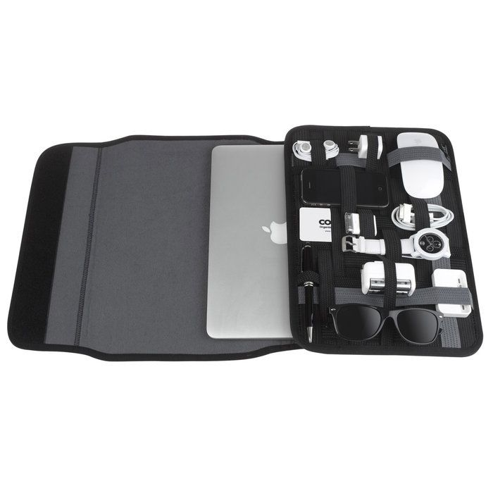GRID-IT Wrap for MacBook Air: Neoprene sleeve holds your MacBook and accessories in place. #GRID_IT #MacBook_Air