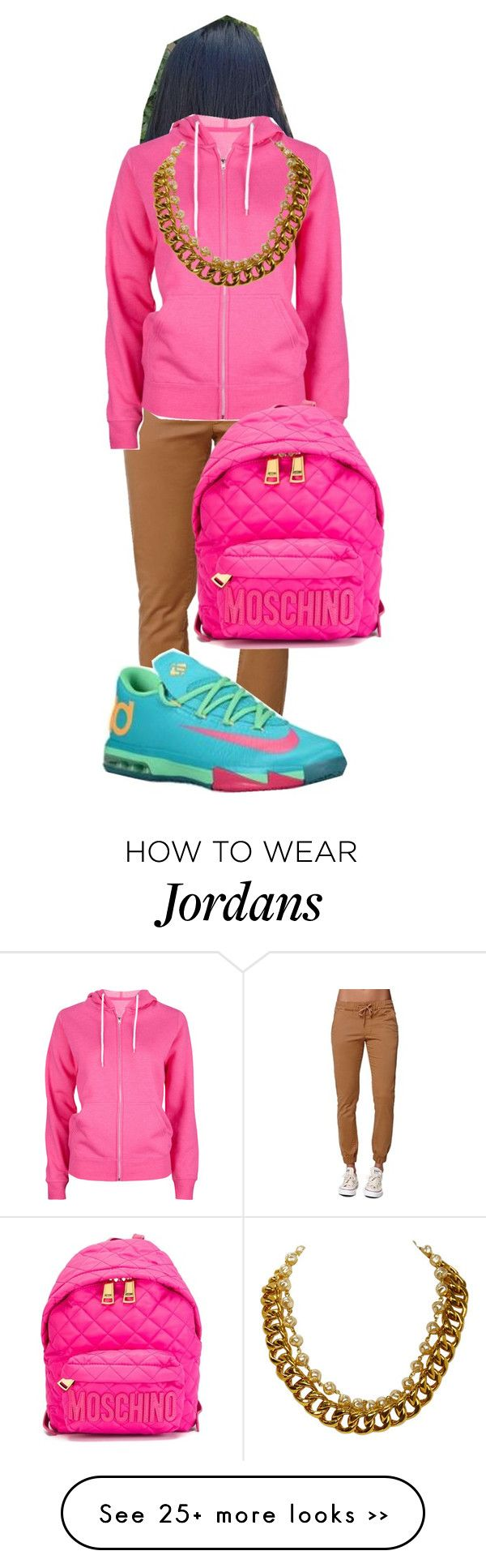 """""""Untitled #126"""" by lanirahelliott on Polyvore featuring Bullhead Denim Co., Full Tilt, Chanel and Moschino"""
