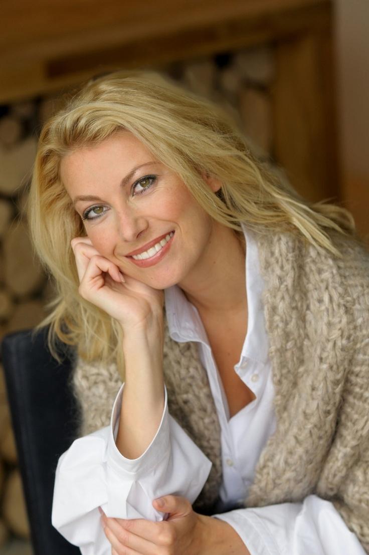 Susan Smit (Dutch writer, columnist and former fashion model)