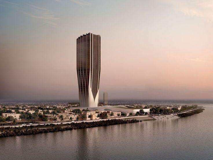 Central Bank of Iraq - Architecture - Zaha Hadid Architects | Zaha ...