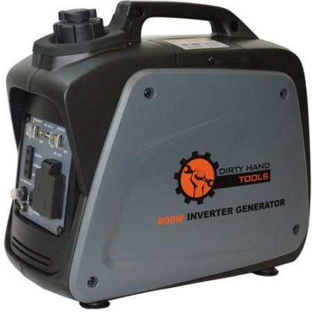 DHT 800W Gas Powered Inverter Generator