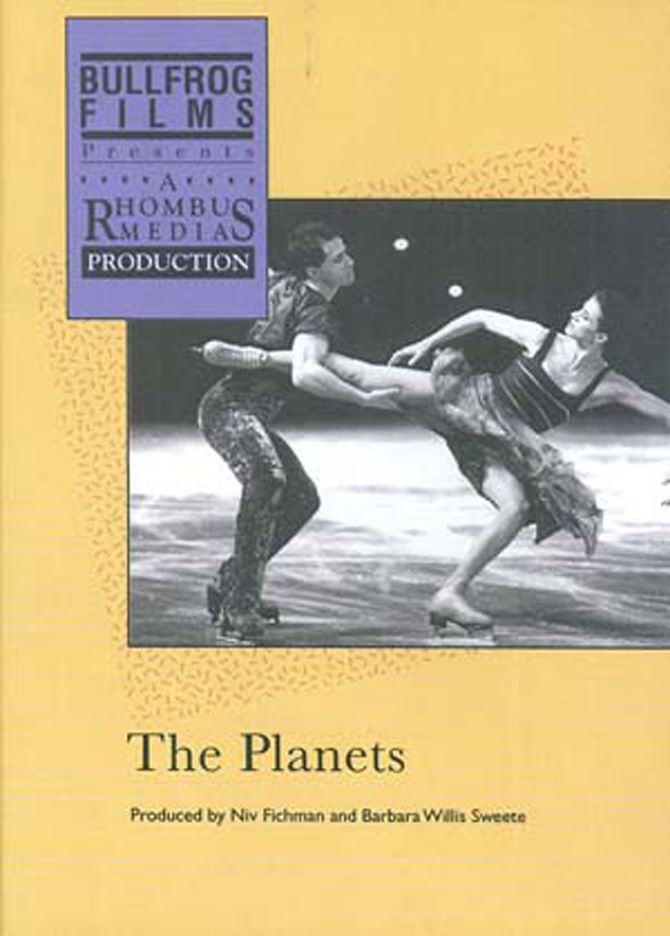 THE PLANETS DVD - This dazzling production of Holst's The Planets features ice dancing, ballet, and synchronized underwater swimming. With Olympic skating champs Paul and Isabelle Duchesnay and Brian Orser, Toronto Dance Theatre, and Montreal Symphony. 60 min.