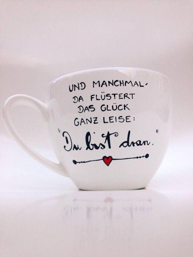 ★ jumbo mug with saying of hochdietas …