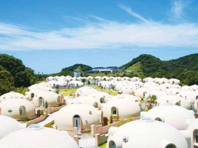 一度は泊まってみたい!日本にあるユニークなホテル9選 | RETRIP