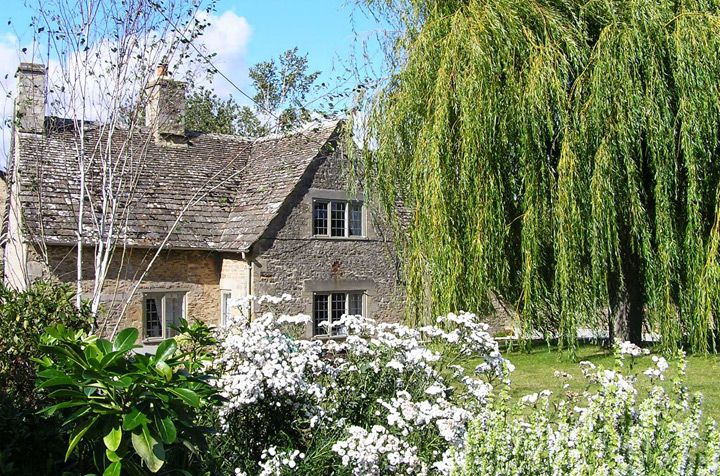 Credit: PR Culls Cottage, Southdrop Don't be put off by the fact that this renovated 17th-century cottage is right by ...