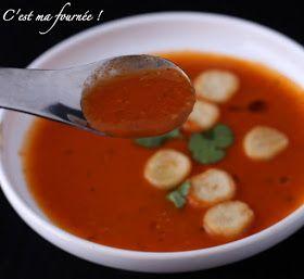 C'est ma fournée !: L'inoubliable soupe à la tomate d'Ottolenghi...