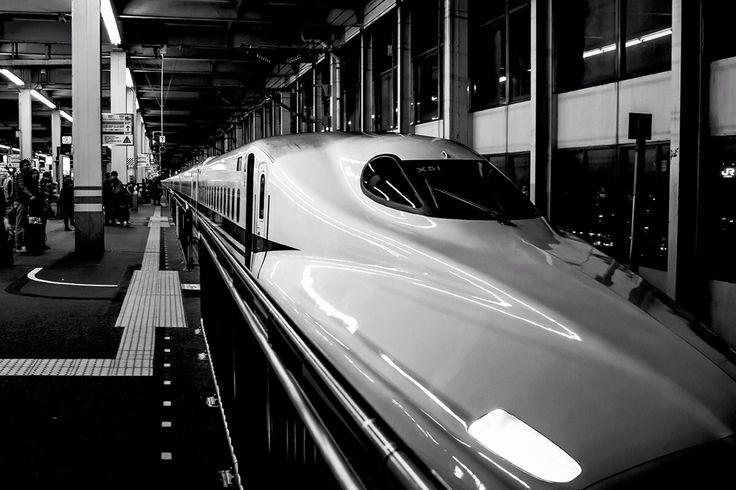 at Hiroshima station