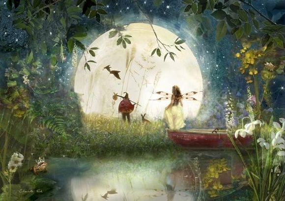 fairy Tale Print_ CHarlotte Bird