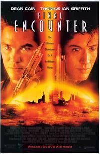 Final Encounter 2000 Movie Poster 27X40 Used Dean Cain, Thomas Ian Griffith For The Cause