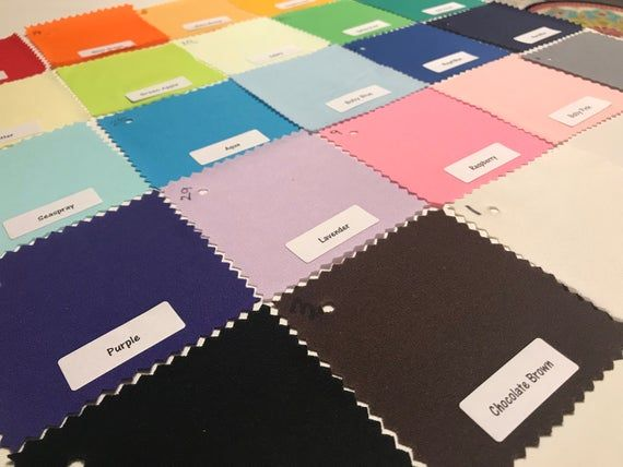 Eco Pul Polyurethane Laminate Fabric Waterproof Environmentally Friendly 1 Yard 23 Colors To Choose Laminated Fabric Fabric Wet Bag