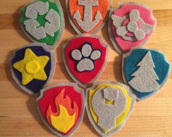 rocky paw patrol costume – Etsy