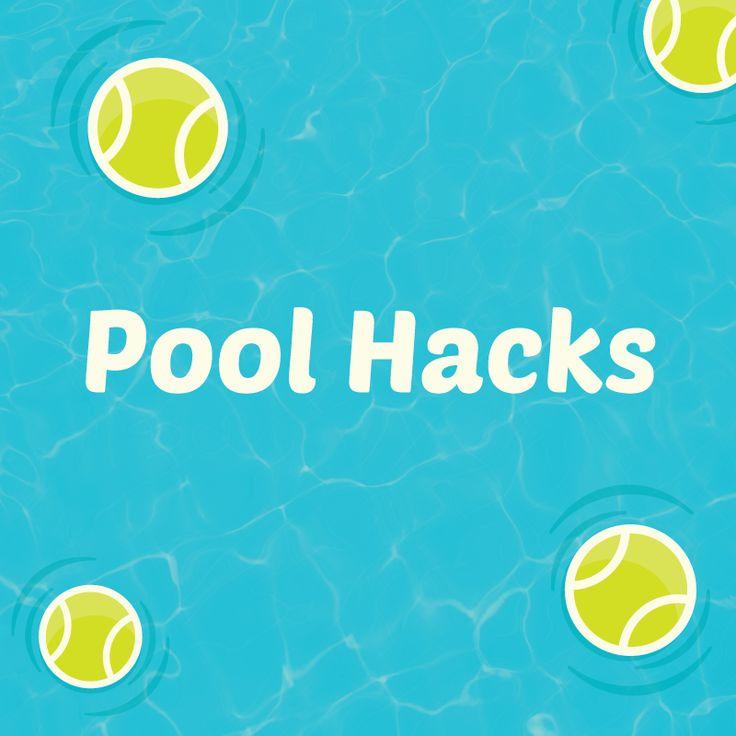 46 Best Pool Hacks Images On Pinterest Pools Pool Fun And Backyard Patio