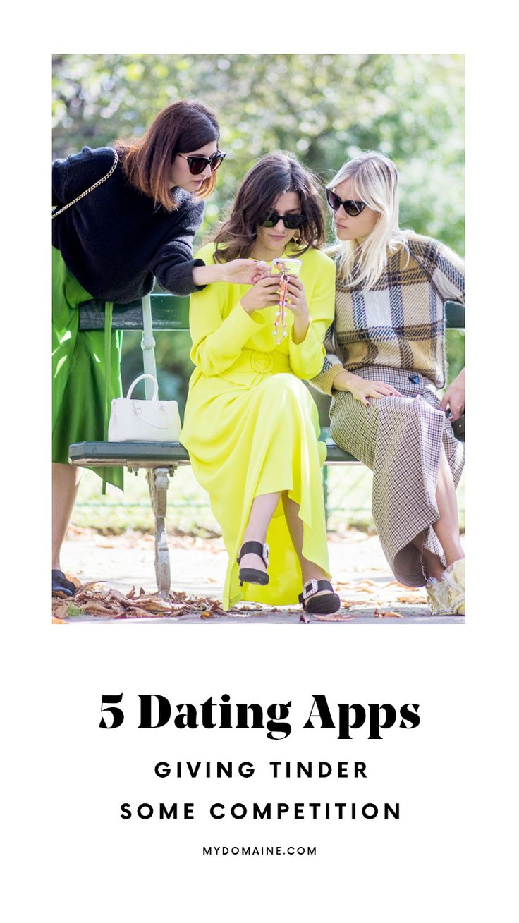 5 Dating Apps Giving Tinder Some Competition Dating apps