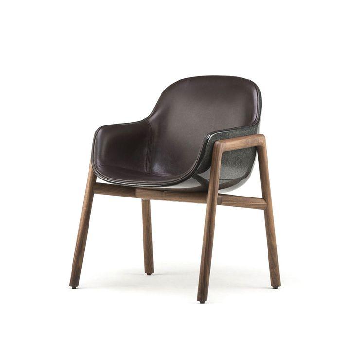 STELLA ARMCHAIR - NICHETTO at Spence & Lyda #spenceandlyda #nichetto #australia #sydney #chair #design