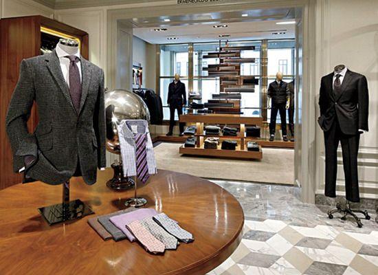 Gotham Magazine takes you inside the newly renovated Bergdorf Goodman Men's Store