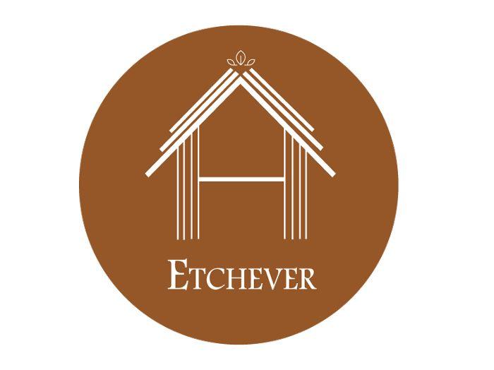 Proposition de logo pour une entreprise spécialisée dans les maisons à ossature bois.  (Mars, 2016)