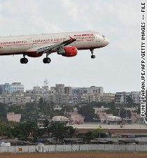 Air India worker dies after being sucked into plane engine - CNN.com