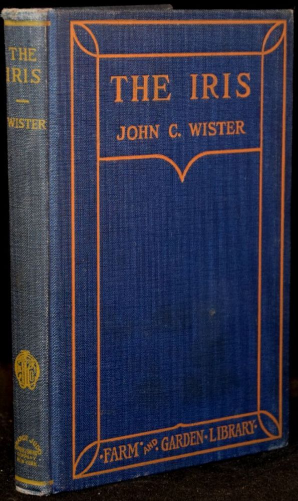 THE IRIS by John C. Wister on Black Swan Books