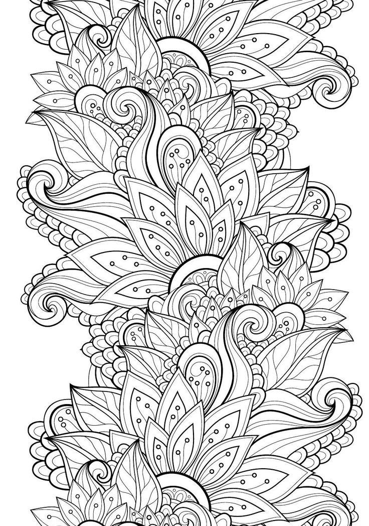 59 best images about line art on Pinterest | Flower ...