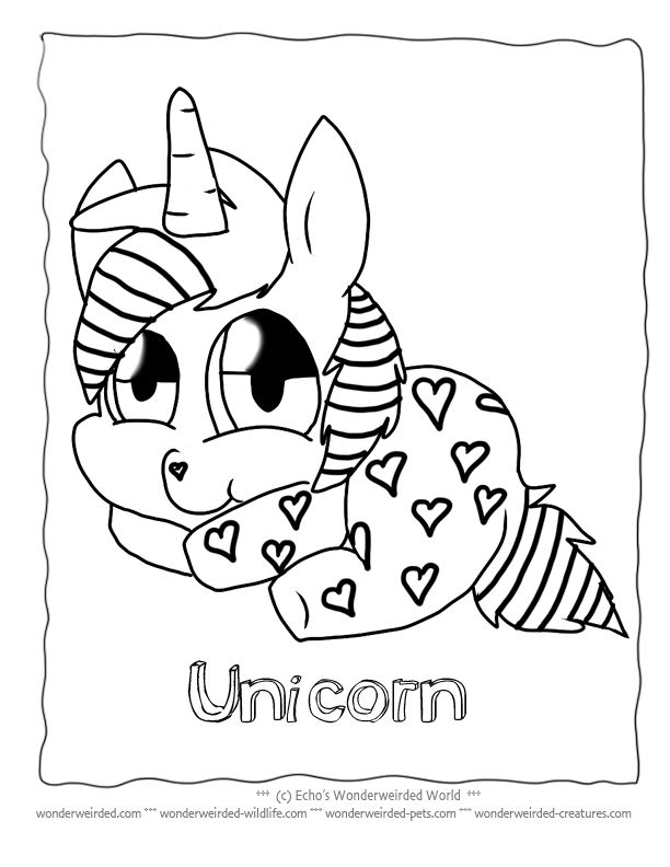 Christmas Unicorn Coloring Pages Coloring Pages