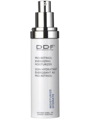 "DDF Pro-Retinol Energizing Moisturizer: Skin Care: allure.com, ""The retinol in this moisturizer softens fine lines, tightens saggy spots, brightens the complexion, and makes skin feel silky."" PRICEY 91 dollars"