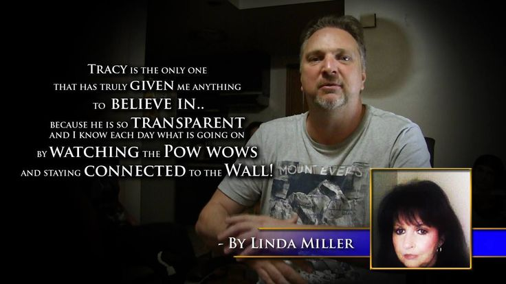 Tracy is the only one that has truly given me anything to believe in, because he is so transparent and I know each day what is going on by watching the Pow Wows and staying connected to the wall. -Linda Miller #60SecondMillionaireTV #RevMediaUSA #MediaTeam @tracy_davison #tracy_davison #TracyDavison