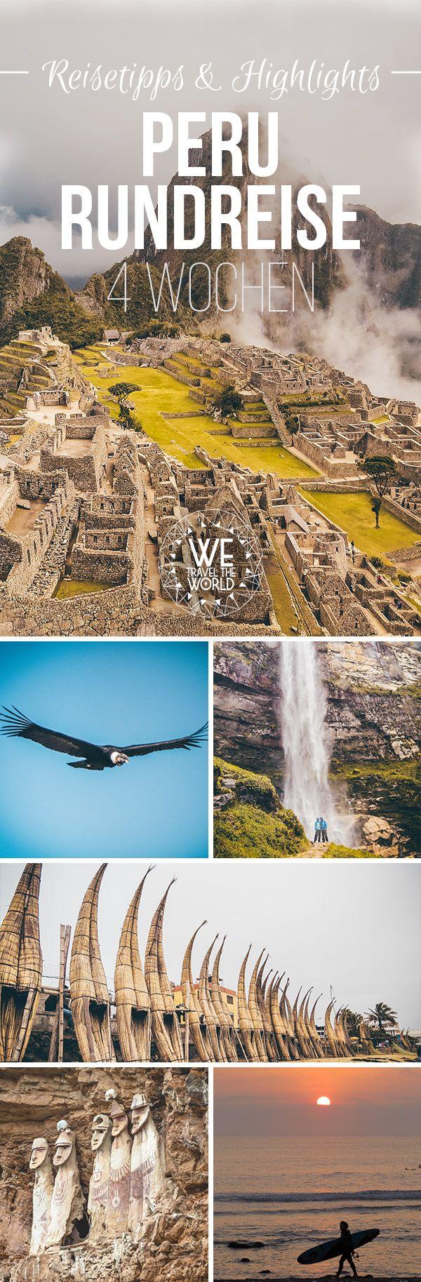 Peru Rundreise Tipps: Die 8 besten Peru Sehenswürdigkeiten & Highlights