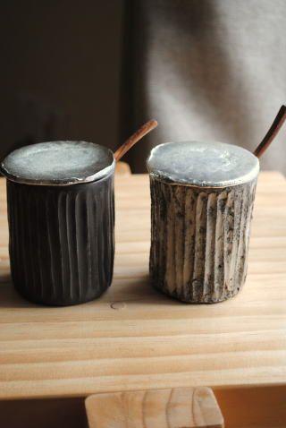 sugar pot / baba katsufumi
