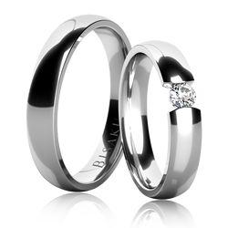 Snubní prsteny, model č. 220