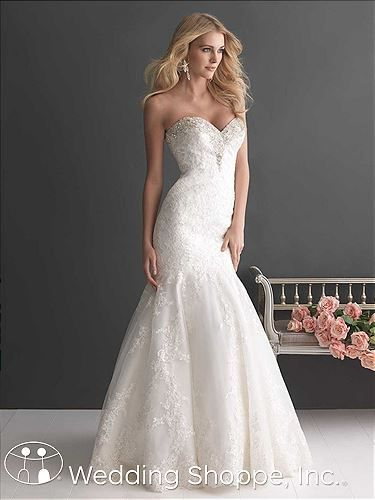 Bridal Gowns Allure Romance 2667 at The Wedding Shoppe in St. Paul, MN
