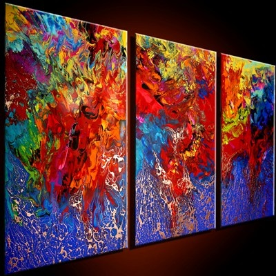Abstract Art Contemporary Art Abstract Paintings Mary Capan