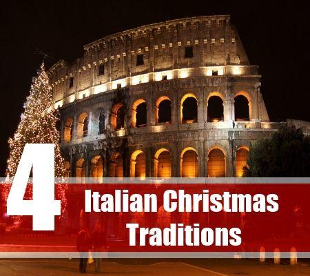 4 Italian Christmas Traditions