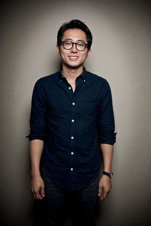 Steven Yeun Gallery - Walking Dead Wiki